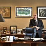 New York Comptroller Thomas <strong>DiNapoli</strong> on oversight, Albany and Wall Street