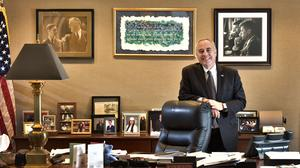 New York Comptroller Thomas DiNapoli on oversight, Albany and Wall Street