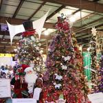 Here's a peek at trees businesses decorated for <strong>Kennedy</strong> <strong>Krieger</strong>'s Festival of Trees