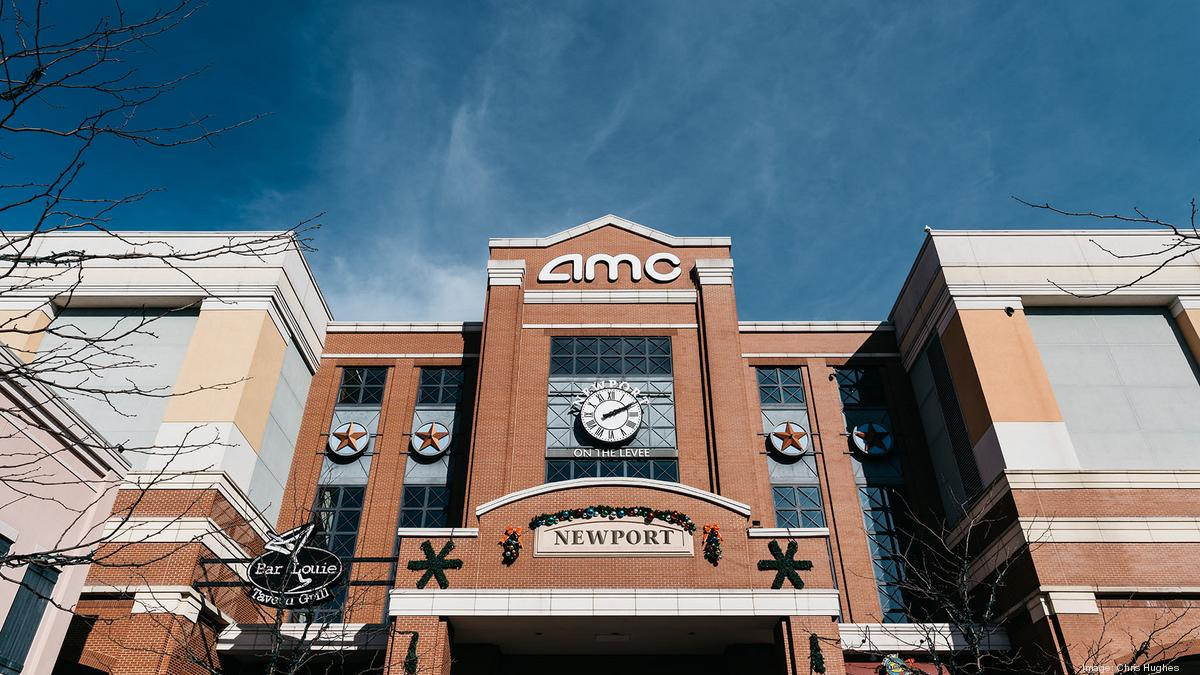 Check Out The 8 Million Newport Amc Theater Renovation