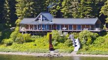 Paradise Found in Southeast Alaska – The Ultimate Fishing Retreat Hits the Market