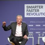 GE's <strong>Jeff</strong> <strong>Immelt</strong> tells UNC students: Go learn code