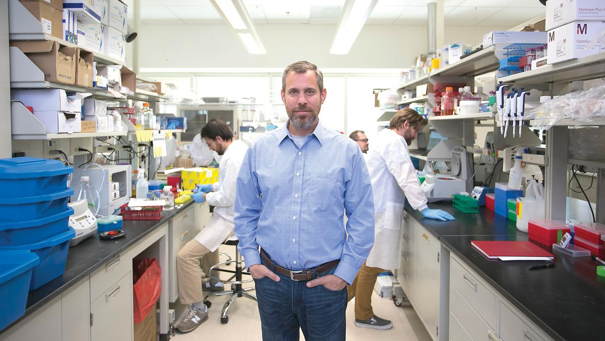 Locus Bioscience inks deal with Johnson and Johnson that's potentially worth $818M - Triangle Business Journal