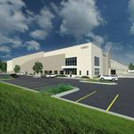 New spec designed to accommodate smaller tenants at KCI industrial park