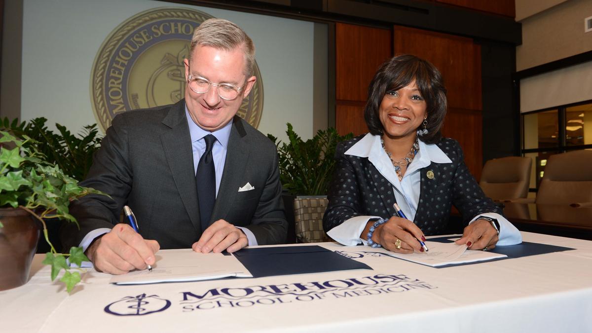 Morehouse School of Medicine plans $50 million expansion