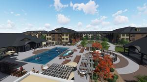 Canterbury Park, Doran want to kick off $300M-plus 'Commons' project with luxury apartments