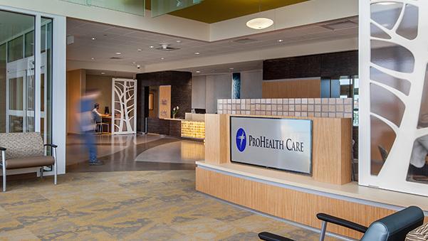 prohealth care records higher revenue income milwaukee business