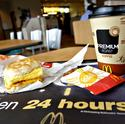 McDonald's may like a new study of America's breakfast habits
