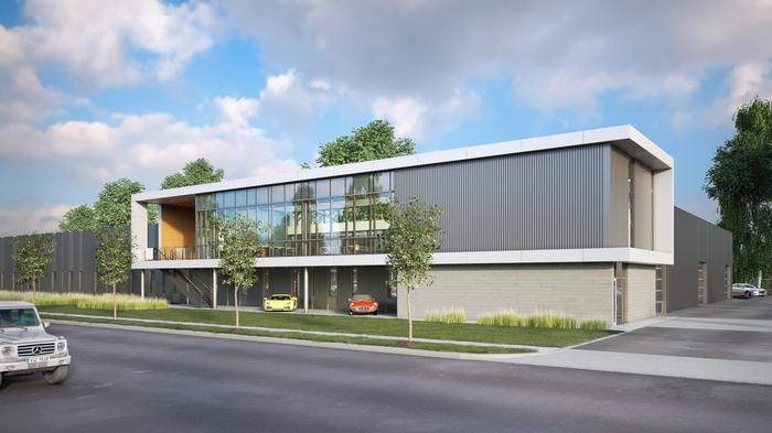 EXCLUSIVE: Sleek campus for high-end car club goes up in Redmond (Images)