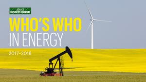 Special Report: The DBJ's Who's Who in Energy honorees