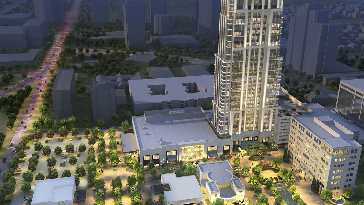 Post Oak Houston >> Tilman Fertitta S The Post Oak Hotel Now Open Houston Business Journal