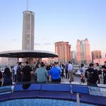 Rooftops, cocktails and music: Orlando-area bars give office parties a new view
