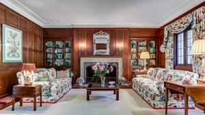 Magnificent English Tudor Offers Timeless Elegance