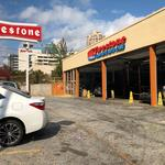 Long-time Firestone property on Lenox Road acquired for redevelopment