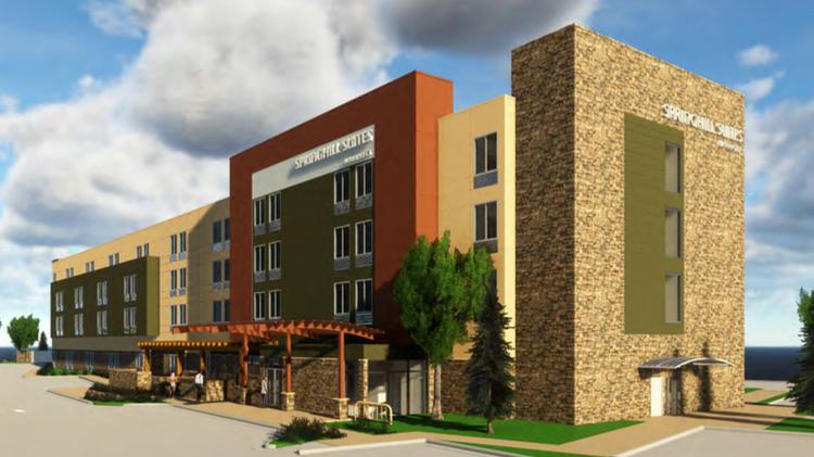 Hotel to open adjacent to Colorado Mills mall in Lakewood ...