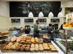 Parliament café opening across from City Hall