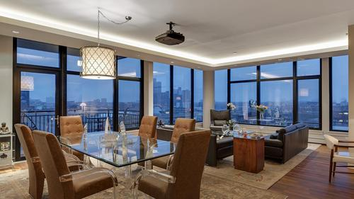 Stylish Smart-Home with Stadium Views - Fabulous Mill District Condo