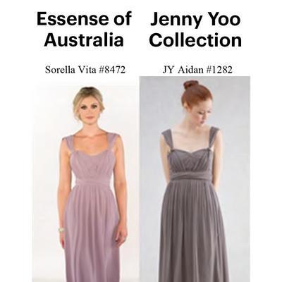 77b31d62bb4 Jenny Yoo accuses retailer of stealing dress designs. James Dornbrook ...