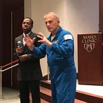 How Mayo Jacksonville launched the space medicine race