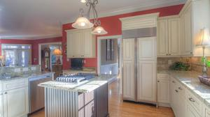 Lake Norman Waterfront and Golf Course Home