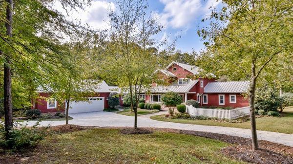 Classic Farmhouse Style Custom Home