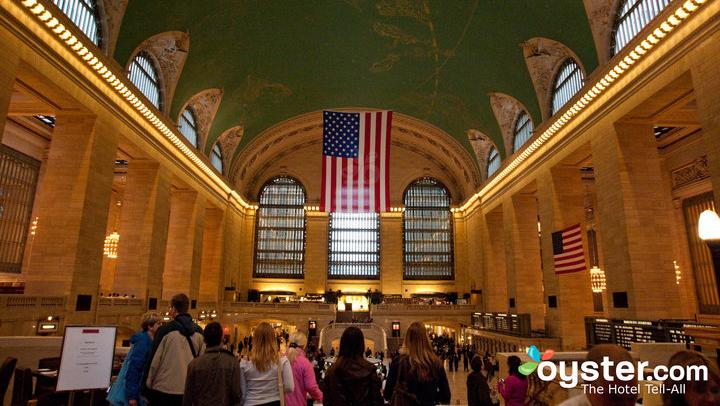 15 Of The Best Hotels Near Grand Central Station In New York Business Journal