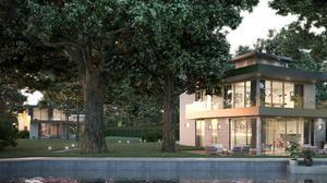 Lake Austin's Newest Modern Waterfront Estate