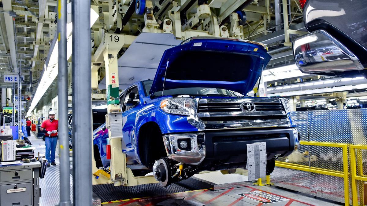 Toyota San Antonio Tx >> Toyota Motor Corp Considering Major Capital Investment In San