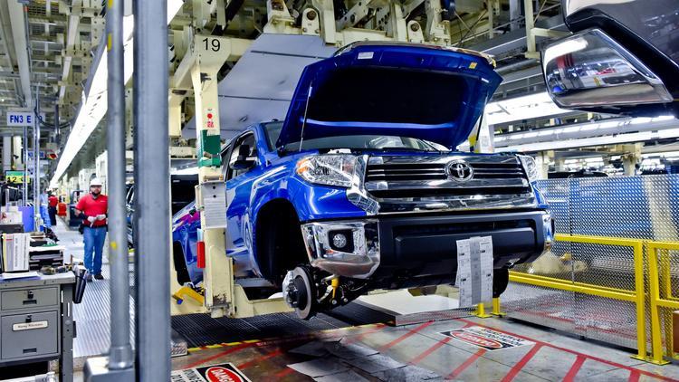 San Antonio Toyota >> Toyota Motor Corp Considering Major Capital Investment In San