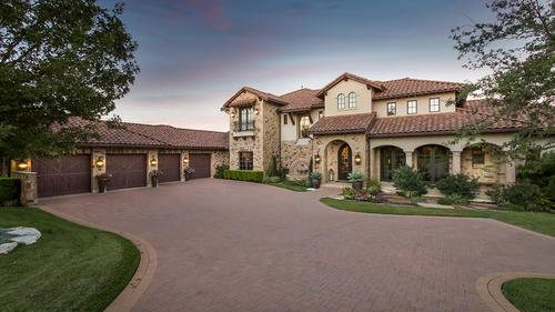 One of a Kind Barton Creek Property With Downtown and Hill Country Views