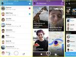 Snapchat separates social from media in redesign