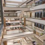 First look: UB's completed Jacobs School of Medicine and Biomedical Sciences building