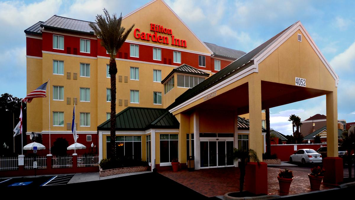 Blackstone division buys three Tampa Bay area hotels for nearly $40 ...