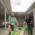 LimeBike pedaling into Texas expansion mode with new Dallas regional hub