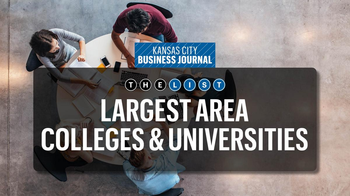 Kansas City Colleges >> Top Colleges And Universities In Kansas City Area Kansas City