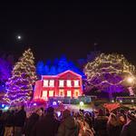MillerCoors' 'Holiday Lites' lights up Miller Valley: Slideshow