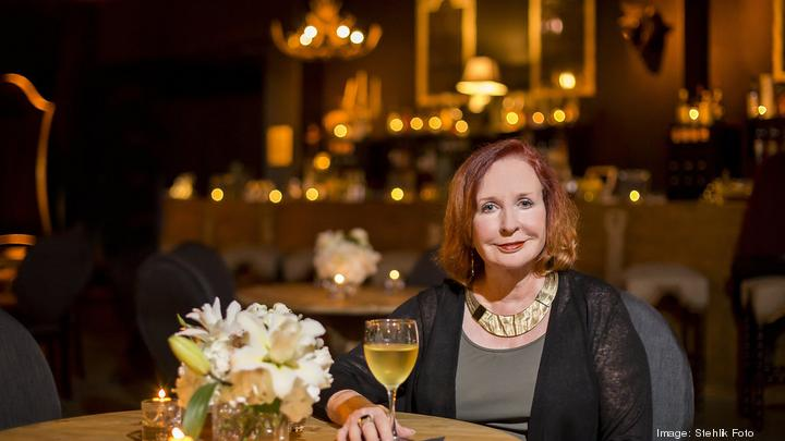 Carolyn Wilson - a creative force in downtown Tampa