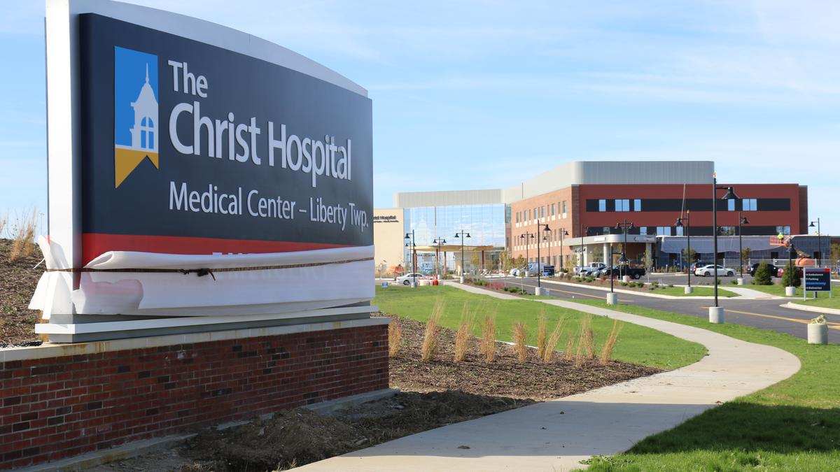 FIRST LOOK: Christ Hospital nears completion of Greater Cincinnati