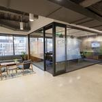 Cool Offices: Greiner Construction's new office builds new energy for team members