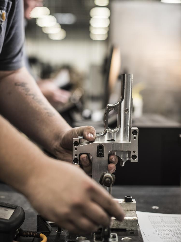 Culture Shock Inside Gunmaker Berettas Initial Challenges Finding