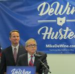 DeWine, <strong>Husted</strong> choose Dayton to officially announce joint candidacy for Ohio governor