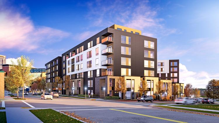 Twin Cities Apartment Construction Will Heat Up In 2018 As Rents Rise 7 8 Percent Minneapolis St Paul Business Journal