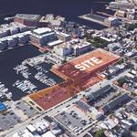 Exclusive: Prime waterfront Fells Point property eyed for 300 apartments, townhomes