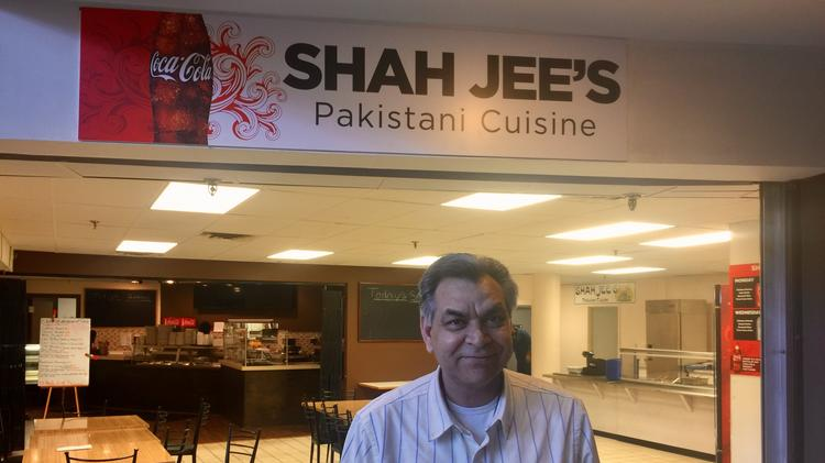 Azhar Shah Owner Of The Por Lunch Spot Jee S Is Planning To Open