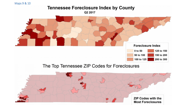tennessee housing development agency data shows shelby county house