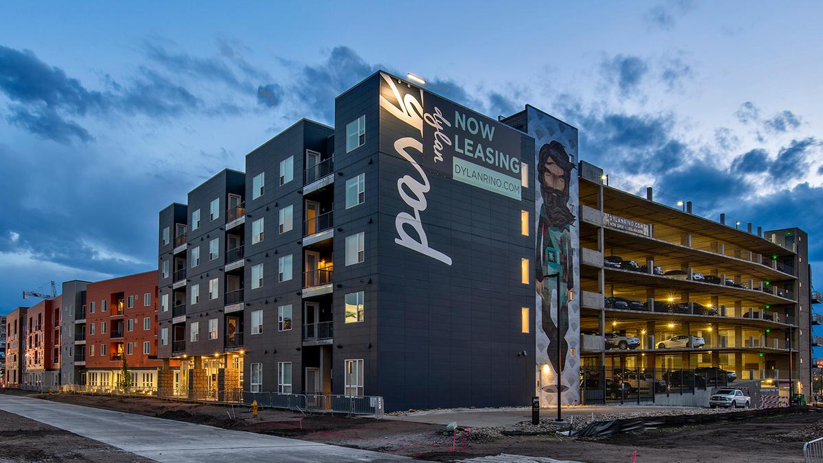 One of the largest apartment complexes in denver 39 s rino - 3 bedroom apartments denver metro area ...