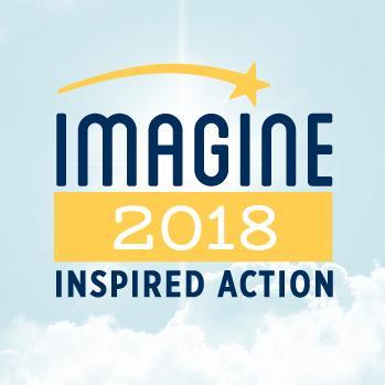 Imagine 2018: Inspired Action