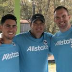 Q&A with UGA football legends Aaron Murray, <strong>David</strong> Greene, Matt Stinchcomb