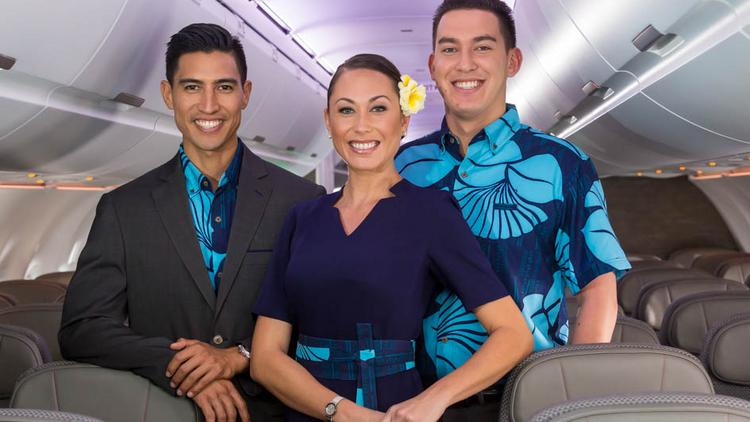 Hawaiian Airlines Has Launched New Uniforms Designed By Hilo Designer Sig Zane