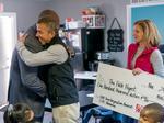Watch Chick-fil-A Foundation shock Georgia teachers with $100K check